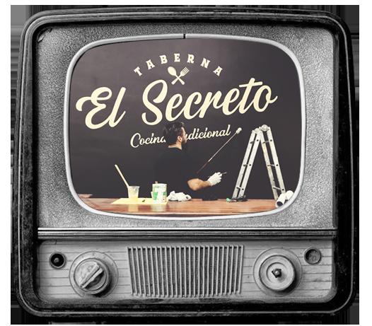 TV_antiguo_rotulacion_a_mano_mural