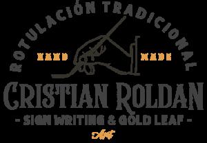 Cristian Roldán Rotulación Tradicional